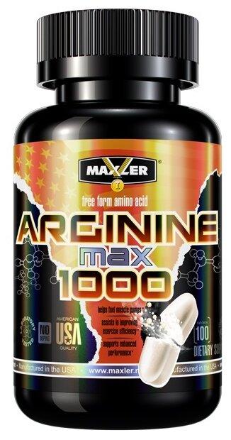 """""""Maxler"""" Arginine 1000 Max"""