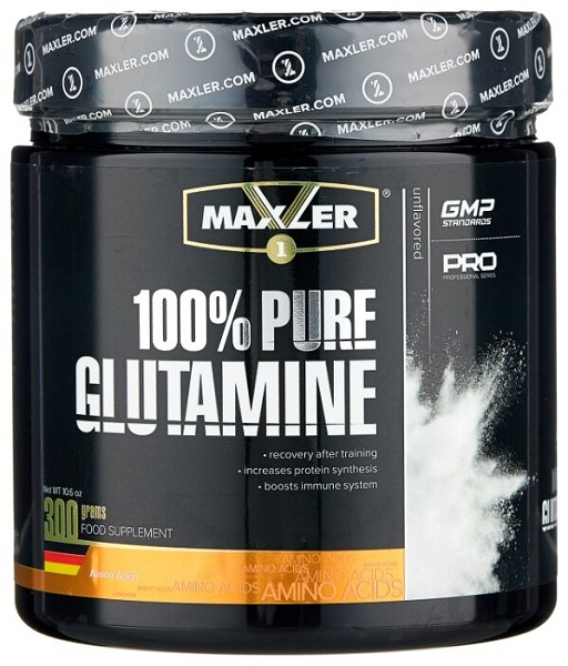 """""""Maxler"""" Glutamine"""