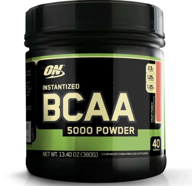 """Optimum Nutrition"" BCAA 5000 Powder"