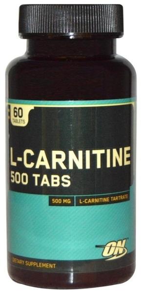 """Optimum Nutrition"" L-карнитин 500 мг"