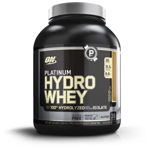 """Optimum Nutrition"" Platinum Hydro Whey"
