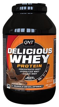 """""""QNT"""" Delicious Whey Protein"""