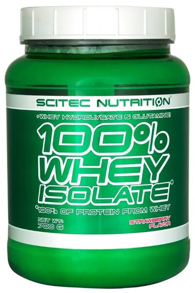 """Scitec Nutrition"" 100% Whey Isolate"
