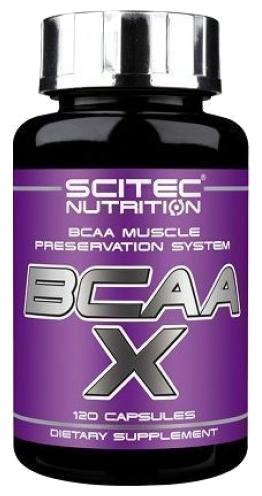 """Scitec Nutrition"" BCAA-X"