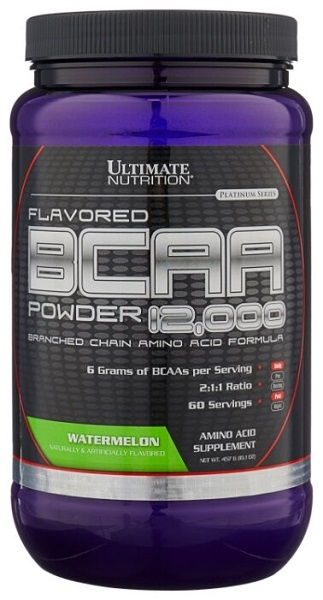 """""""Ultimate Nutrition"""" BCAA 12000 Flavored"""