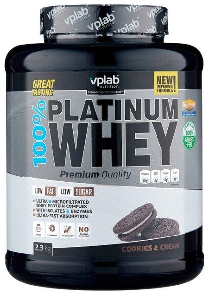 """vplab"" 100% Platinum Whey"