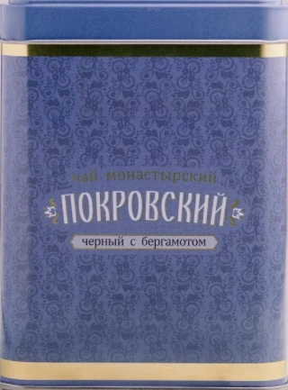 Покровский черный листовой чай
