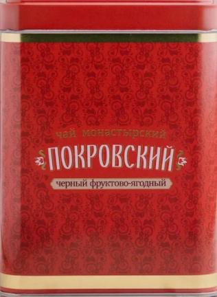 Покровский фруктово-ягодный чай