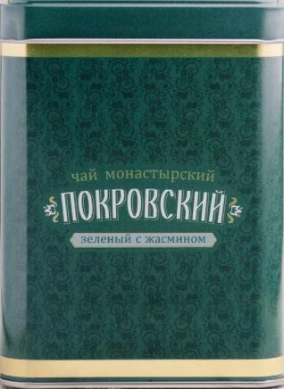 Покровский зеленый чай