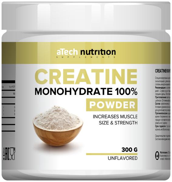 """aTech"" Nutrition Creatin Monohydrate 100%"