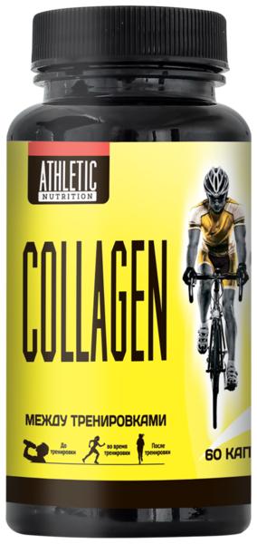 """Athletic Nutrition"" Collagen"