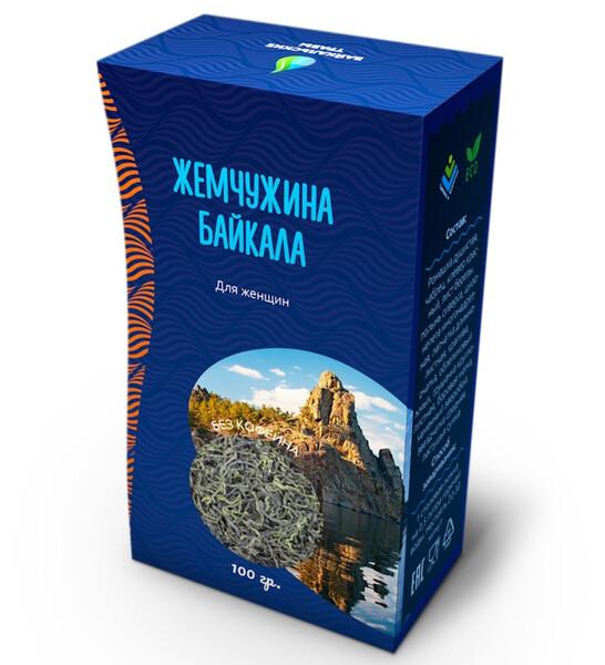 Жемчужина Байкала