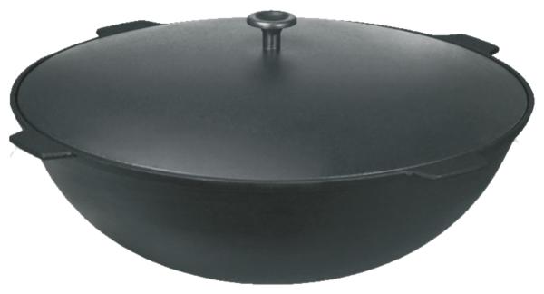 Камская посуда К101, черный, 10 л