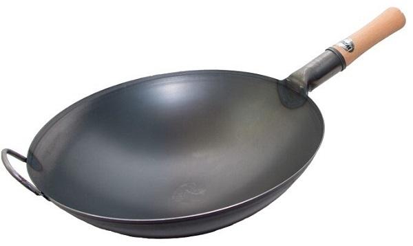 Сковорода-вок Wolmex 36 см
