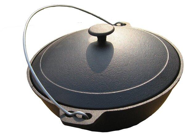 Myron Cook Tradition MC0062, черный, 6 л