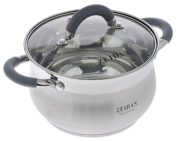 Zeidan z50251, 3 л, серебристый
