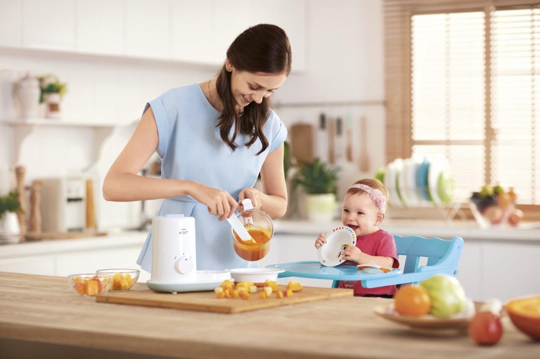 Лучшие блендеры для детского питания