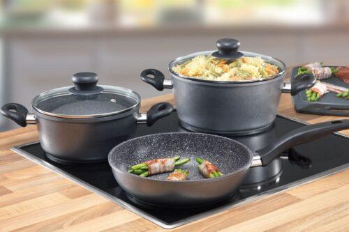 лучшая посуда для индукционной плиты